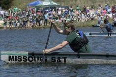 Missouri University of Science and Technology's Concrete Canoe Design Team earned fifth place at the American Society of Civil Engineers' 2017 Mid-Continent Student Conference, which was held April 21-22 at the University of Arkansas. For the competition, the team designed, built and...