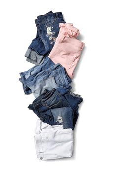 Most cool jeans are