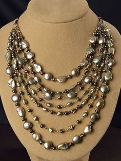 Galaxy Multi-Strand Necklace