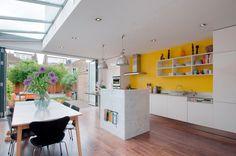 Contemporary Kitchen by Lynda Miehe Associates