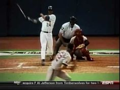 "2010 Nike ""Goodbye Baseball"" Ken Griffey Jr. Commercial"