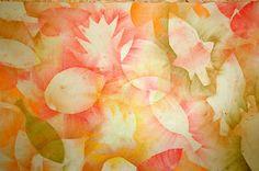 3rd-Chalk Leaf Pastels