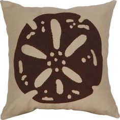 "18"" Square Floral Embroidery Polyester Decorative Pillow Cover  #cushions #pillows #decor #pattern #country #homedecor #livingroom"