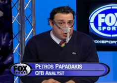 Petros Papadakis - Mr. USC Himself...  #Fighton #USC #sleepapnea #cpap