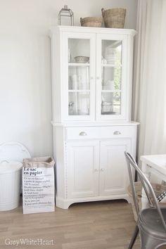La casa de sueca de Jenna, pura inpisiración para los amantes del blanco!