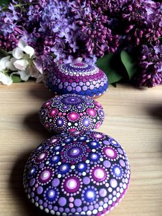 I paint colorful stones and canvas, made with love! Different Tones, Mandala Rocks, Mini Canvas, Painted Stones, North Africa, Stone Painting, Etsy Seller, Dots, Unique Jewelry