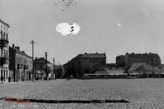 Włocławek - Zielony Rynek (lata 50. XXw)