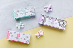 Honest's New Feminine Care Packaging — The Dieline - Branding & Packaging
