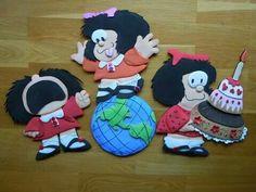 Muñecas mafalda