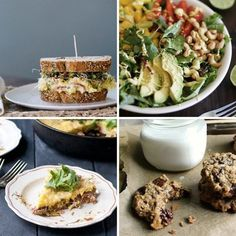 Radish and Egg Salad Sandwich & Thai Salad with Curry Coconut Dressing — Delicious Links