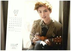[2013] #EXO @Season's Greetings Calendar : It's Showtime.