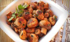 Shrimp, Potatoes, Meat, Vegetables, Recipes, Food, Potato, Recipies, Essen