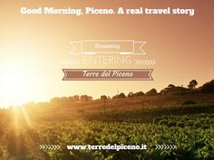 Good Morning, Piceno. A real travel story - Dreaming Terre del Piceno - YouTube