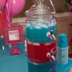 Mixed drinks! party-ideas party-ideas
