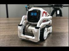 Cozmo el robot mascota de IA parecido a WALL-E
