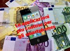 Le applicazioni più costose per gli smartphone