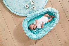 JOLLEIN Hnízdo - Babynest Jade | Kašpárek Baby
