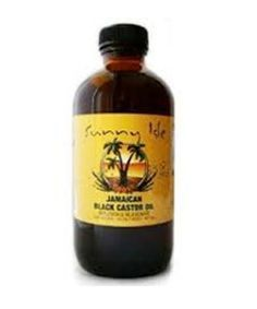 Jamaican Black Castor Oil is an AWESOME treatment for hair & skin. My favourite way to use it is combined with extra virgin coconut/olive oil and honey as a hot oil treatmeant that slows hair breakage and provides some deep conditioning. There are lots more health benefits beyond beauty potions that this oil offers: research and use!