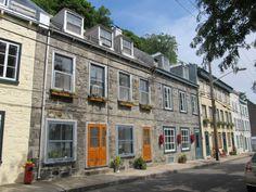 Rue   Champlain Québec canada