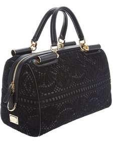 Dolce & Gabbana Lace Detail Handbag!!