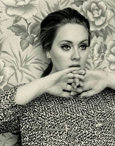 Adele by Alasdair McLellan for The Gentlewoman S/S 2011 Adele Pictures, Adele Photos, Famous Pictures, Adele Love, Adele Style, Adele Adkins, Adele Music, Plus Size Photography, Sky Full Of Stars