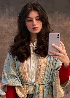 Hair Inspo, Hair Inspiration, Cabelo Inspo, Aesthetic Hair, Dream Hair, Pretty Hairstyles, Hair Goals, Pretty People, New Hair
