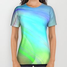 Buy Multicolored abstract no. 71 All Over Print Shirt by Christine baessler. Worldwide shipping available at Society6.com. Just one of millions of high quality products available.