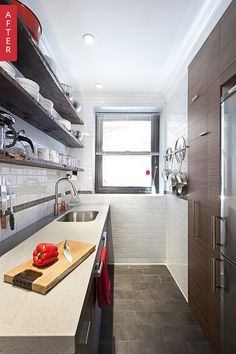 Before & After: A Smart Kitchen Transformation in Hell's Kitchen — Sweeten