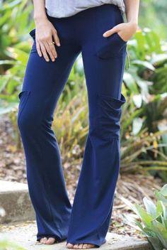 LVR Drawstring Pocket Pants | evolvefitwear.com