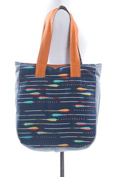 Super Tote sewing pattern by Noodlehead - $8.00   Indiesew.com