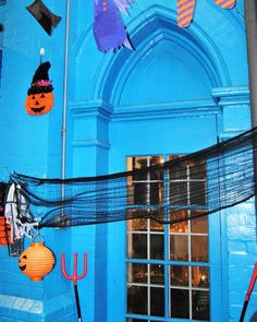#blue #halloweenindublin #dublin