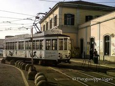 Tram a Porta Genova, Milano     .....rh