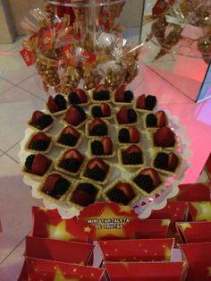 Mini tartaletas de frutas ❤️