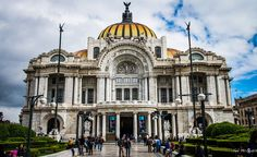 2014 - Mexico City - Palacio de Bellas Artes