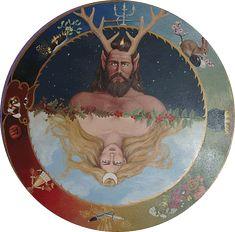 beltane símbolo wicca q mexe