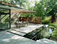 Like the clean/contemporary zen feel