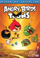 Cover image for Angry birds toons [videorecording (DVD)] : Season 2, Volume 2