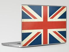 Laptop skin.....union jack.