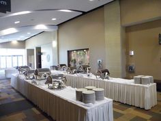 Buffet serving lines #wedding Decorations done by Panach