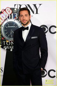 Zachary Levi  - The 67th Annual Tony Awards  - Red Carpet <3