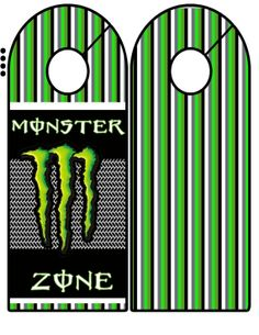 Monster Energy Dirt Bike Door Hanger Party Favors Instant Download Skyline Painting, Party Themes, Party Ideas, Birthday Celebrations, Monster Energy, Mixed Media Painting, New Words, Door Hangers, Motocross