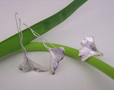 Silver earrings. Silver Jewellery. Pendientes de plata