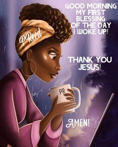 Black Love Art, Black Girl Art, Black Girl Magic, Powerful Inspirational Quotes, Best Positive Quotes, Happy Good Morning Quotes, Good Morning Love, Jesus Christ Quotes, Faith Quotes