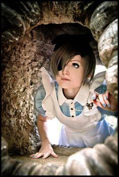Ciel in Wonderland: Down the Rabbit Hole