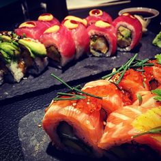#sticksandsushi #canarywharf #crossrail #london #londonlife #sushi #saturday #saturdaynight #sashimi #nigiri #cocktails #eastlondon #weekend #picoftheday #instagood #instafood #instamoment #foodie #food #foodporn by alexandre.kohli