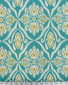 Jaipur Peacock | Online Discount Drapery Fabrics and Upholstery Fabric Superstore!