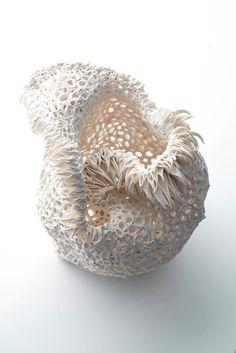 Juxtapoz Журнал - скульптурные керамики Nuala О'Донована
