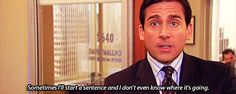 Can You Make It Through 27 Hilarious Photos of Michael Scott Saying The Absolute Wrong Thing Without Laughing?