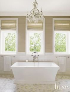 Elegant Bathroom | Bathrooms | LUXE Source