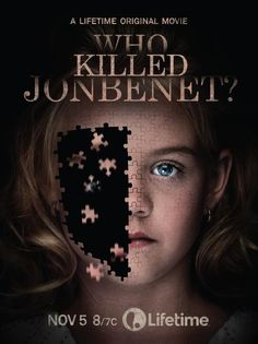 This Lifetime Original Movie revisits the infamous murder of pint-sized beauty queen JonBenét Ramsey and the lurid details that captivated the nation.